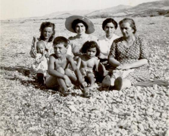 fo famiglia spiaggia