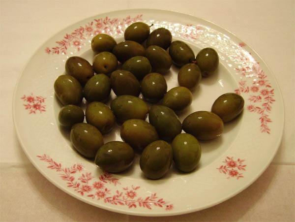 olive alla conza